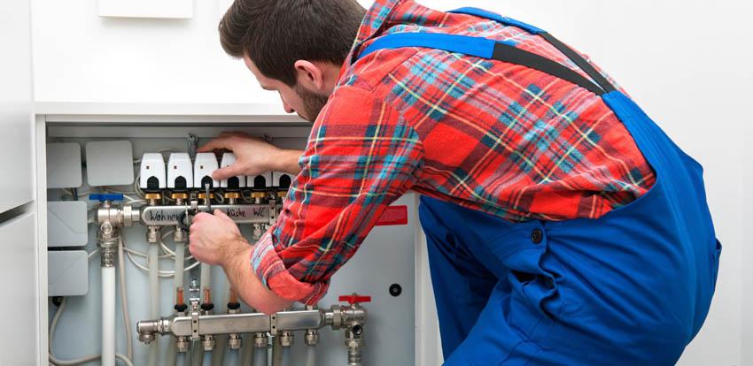 Установка и монтаж отопления под ключ в Москве и Московской области